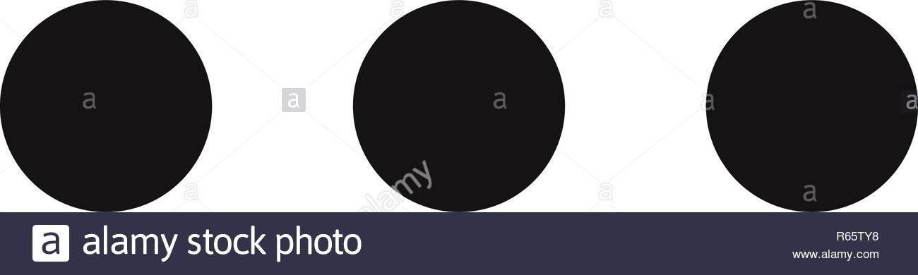 More vector icon - Stock Vector