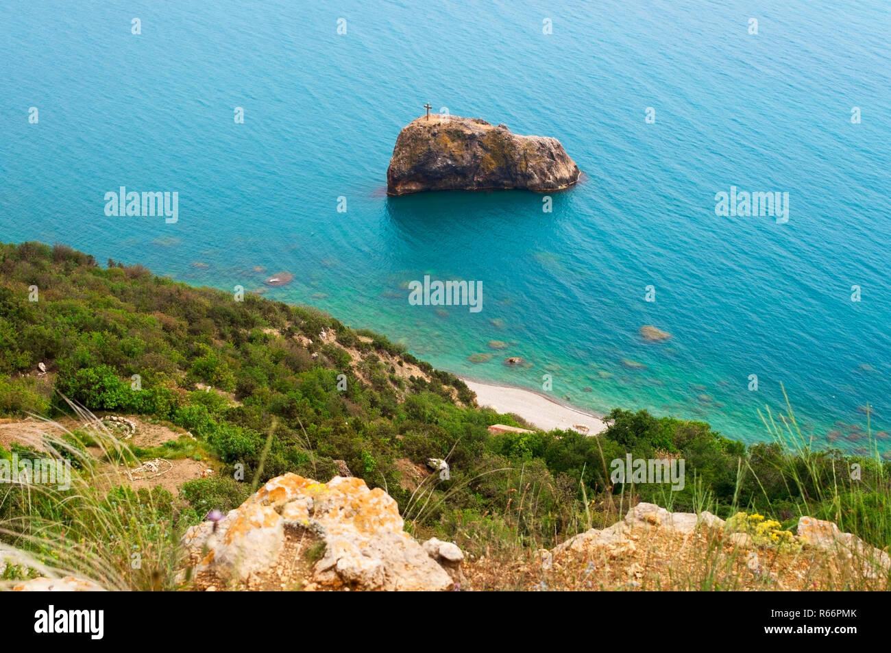 Cape St George Island Stock Photos & Cape St George Island Stock