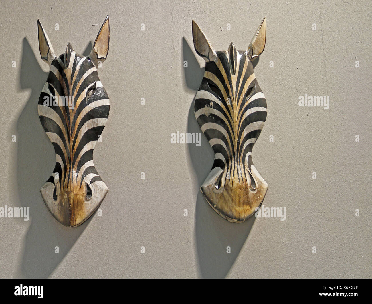 African Animal Mask Stock Photo 227589139