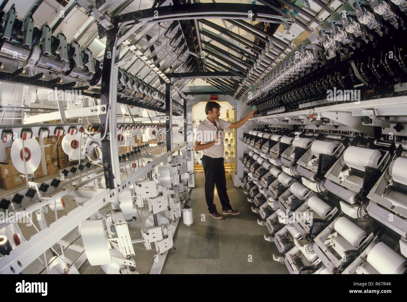 factory, textile industry, india Stock Photo: 227594547 - Alamy