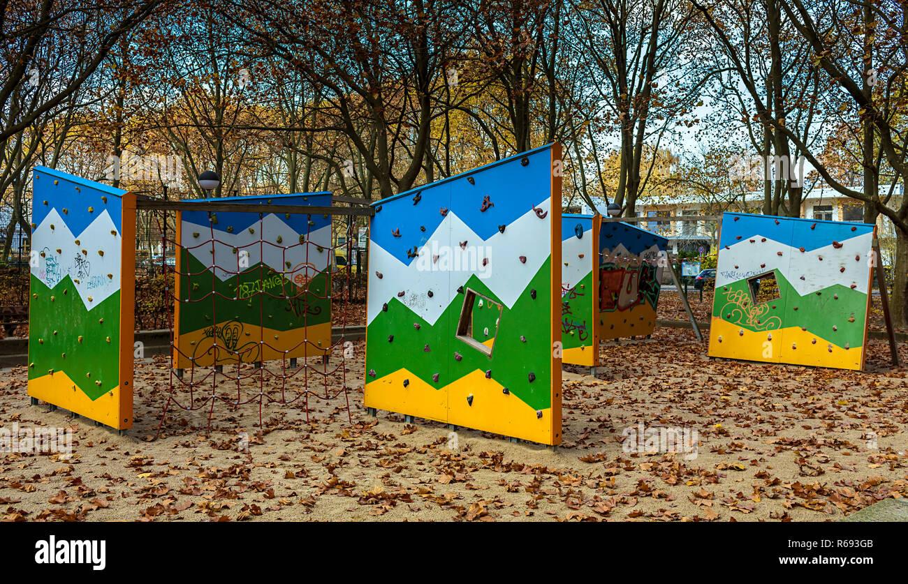 Children Playground - Stock Image