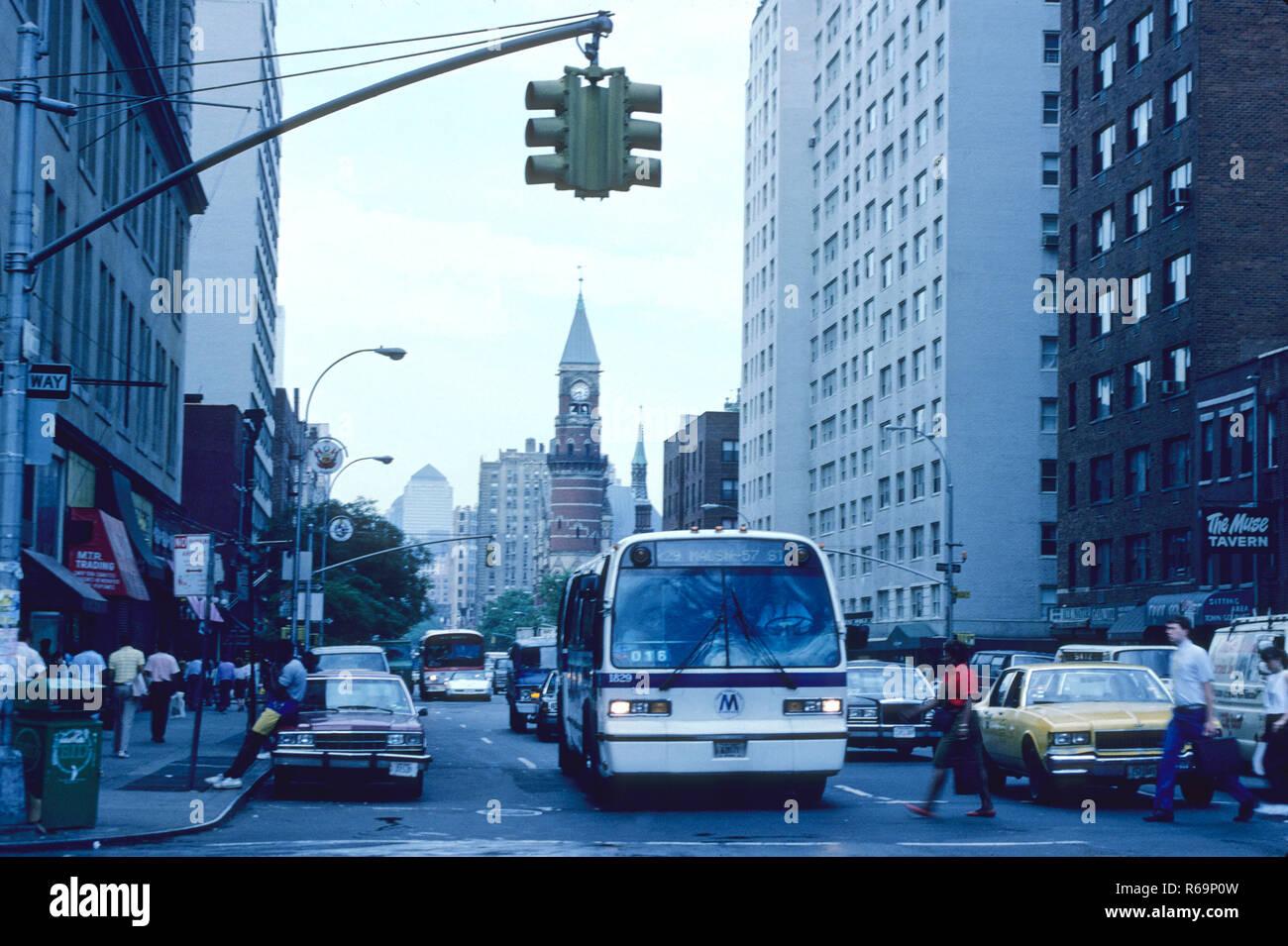 New York, U.S.A. - Stock Image