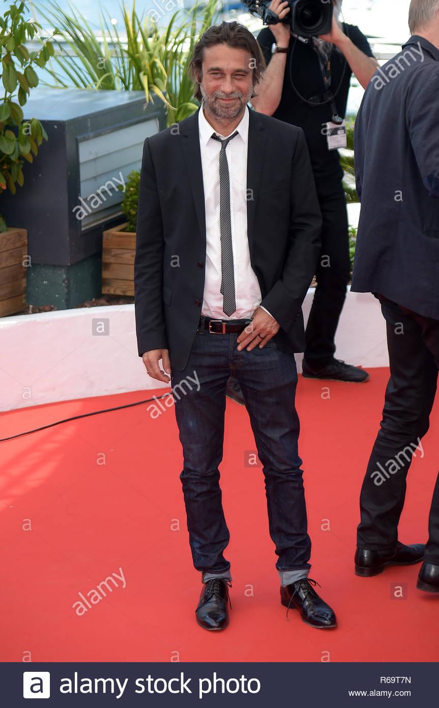 Jordi Molla cannes 20-05-2018 - Stock Image