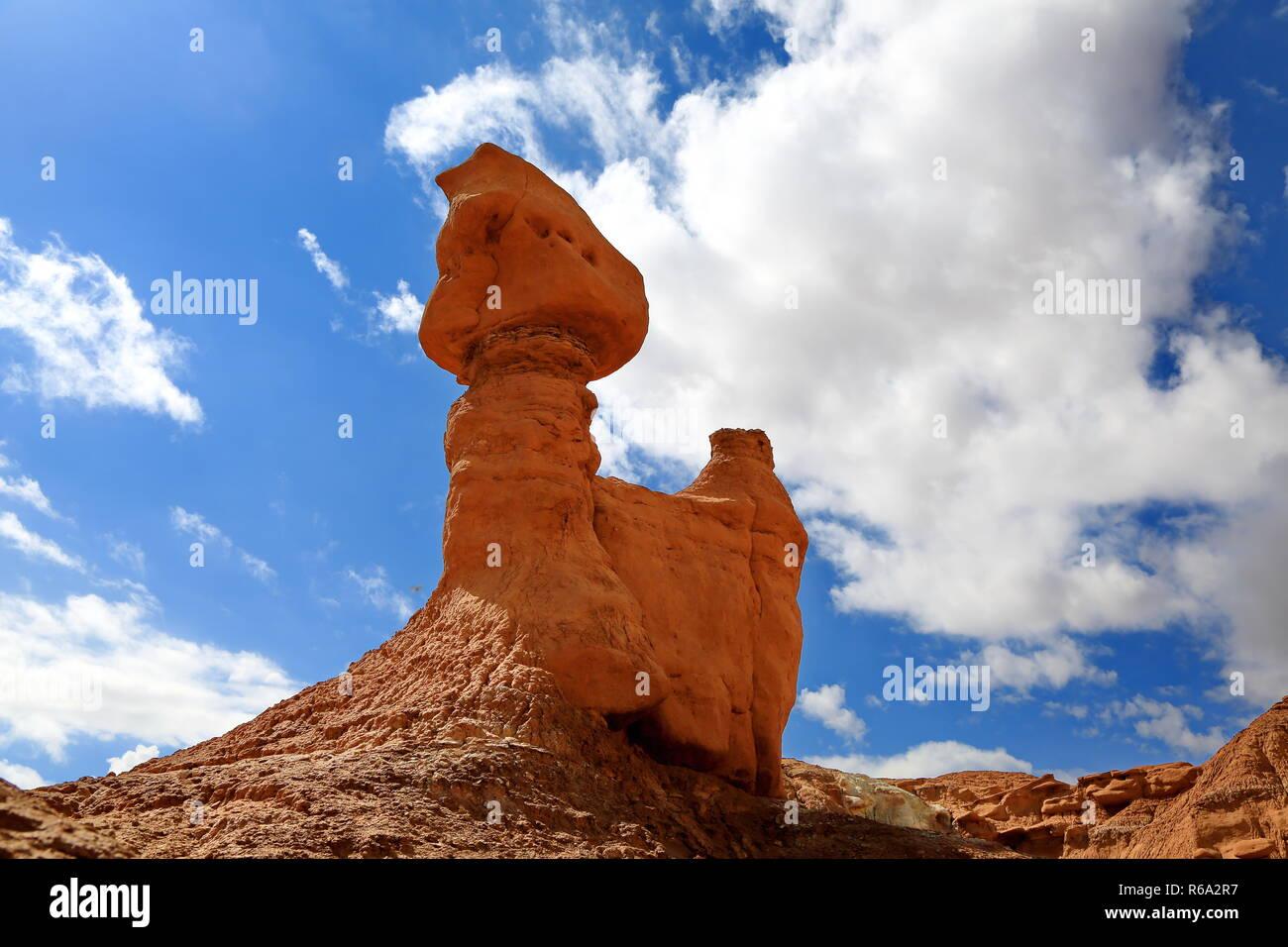 Goblin Utah - Stock Image