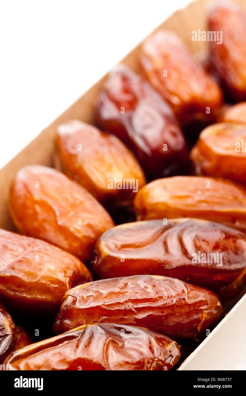 Dates Of Tunesia - Stock Image