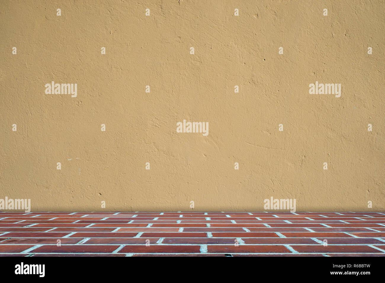 Empty Room - Stock Image