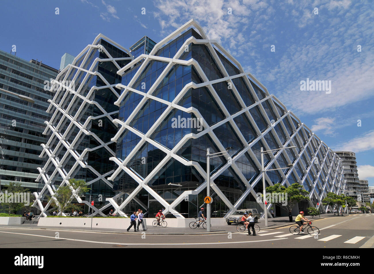 Australia, Sydney, New South Wales, Central Business District - Stock Image
