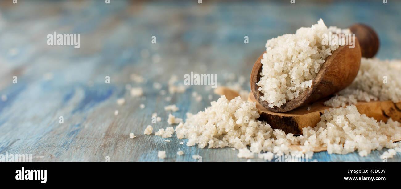 Celtic Grey Sea Salt from France Stock Photo: 227717783 - Alamy