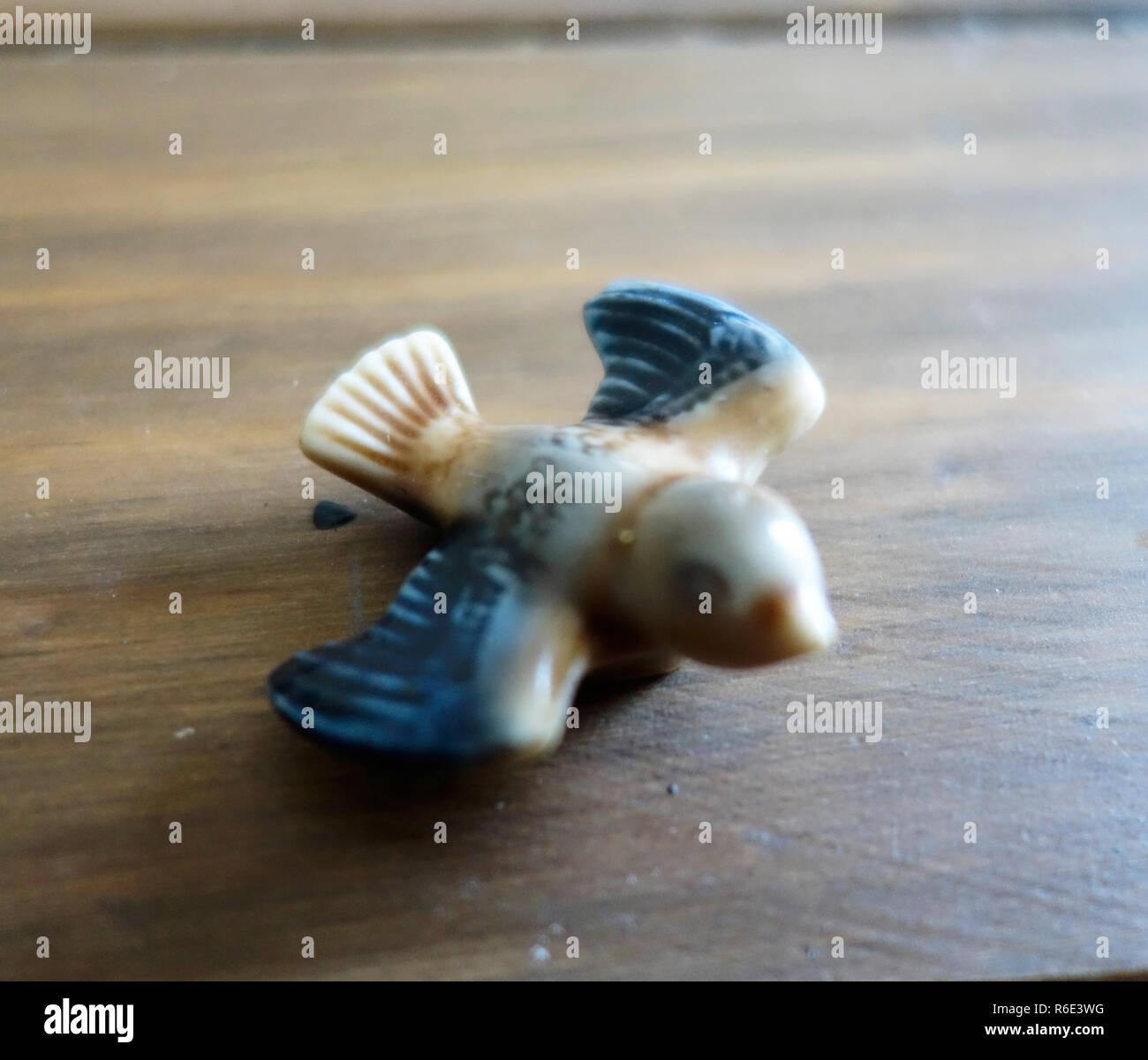 wade whimsy figurine - Stock Image