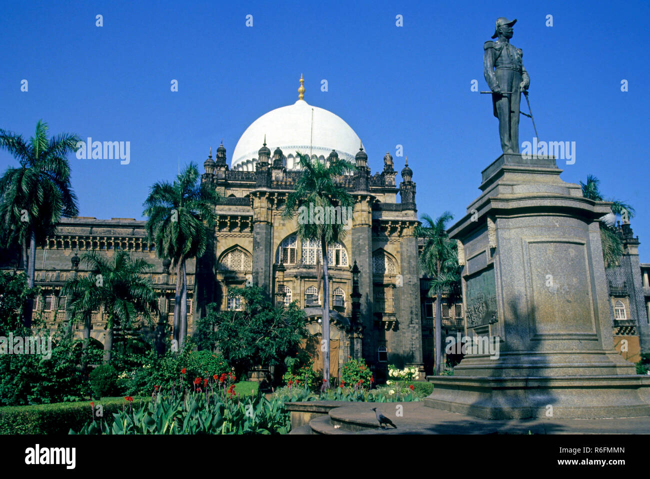 Prince of Wales Museum, Bombay Mumbai, Maharashtra, India - Stock Image