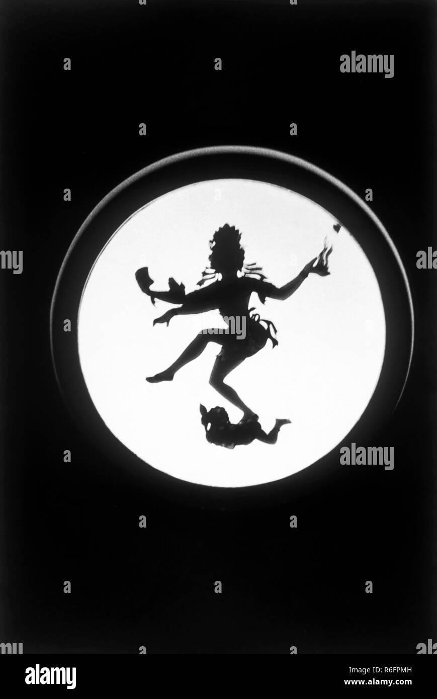 Dancing Shiva - Stock Image