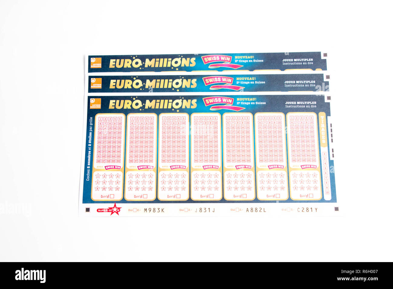 Eurojackpot Past Results