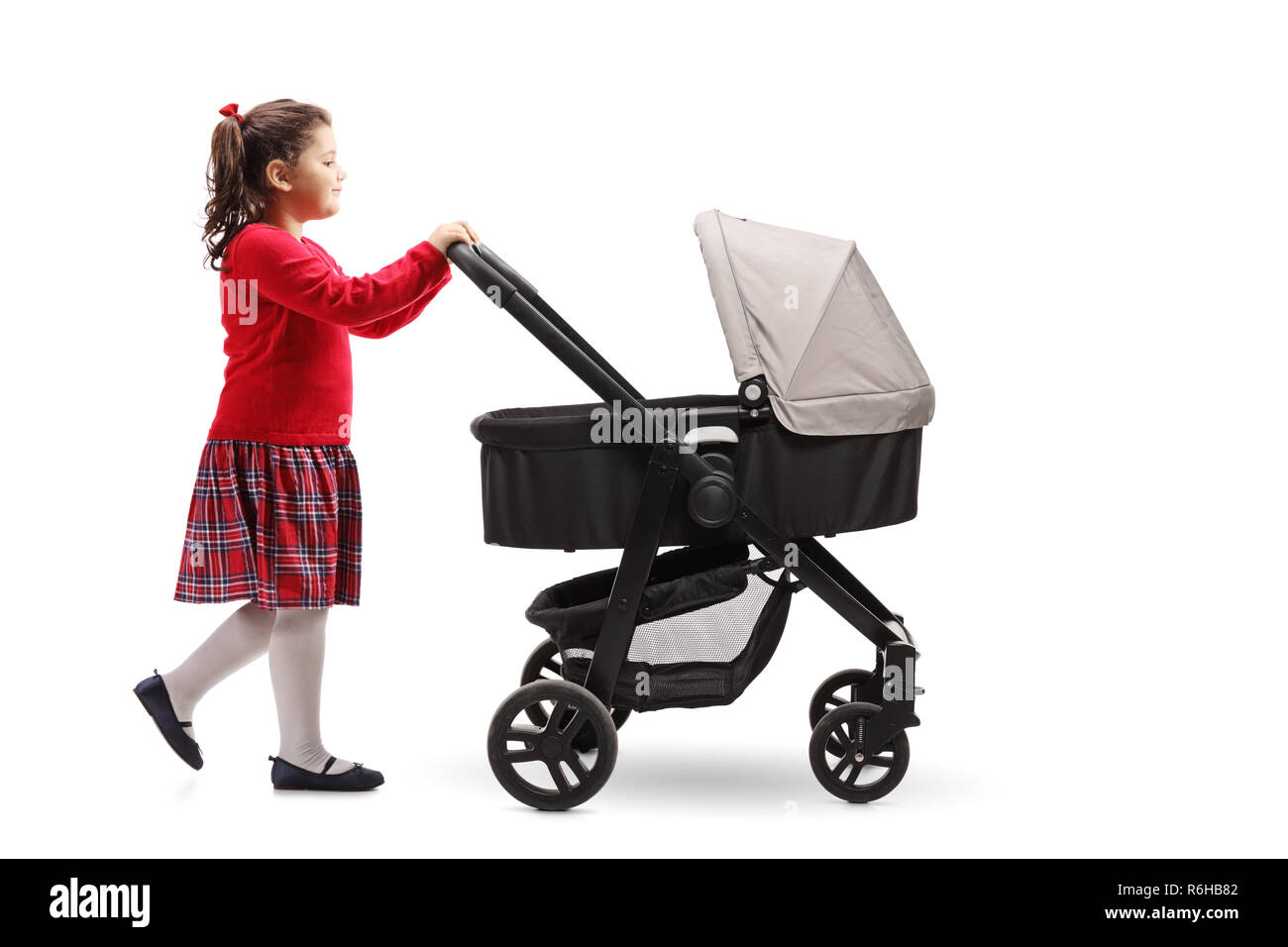 aba8bb330a40 Child Pushing Trolley Cut Out Stock Images   Pictures - Alamy