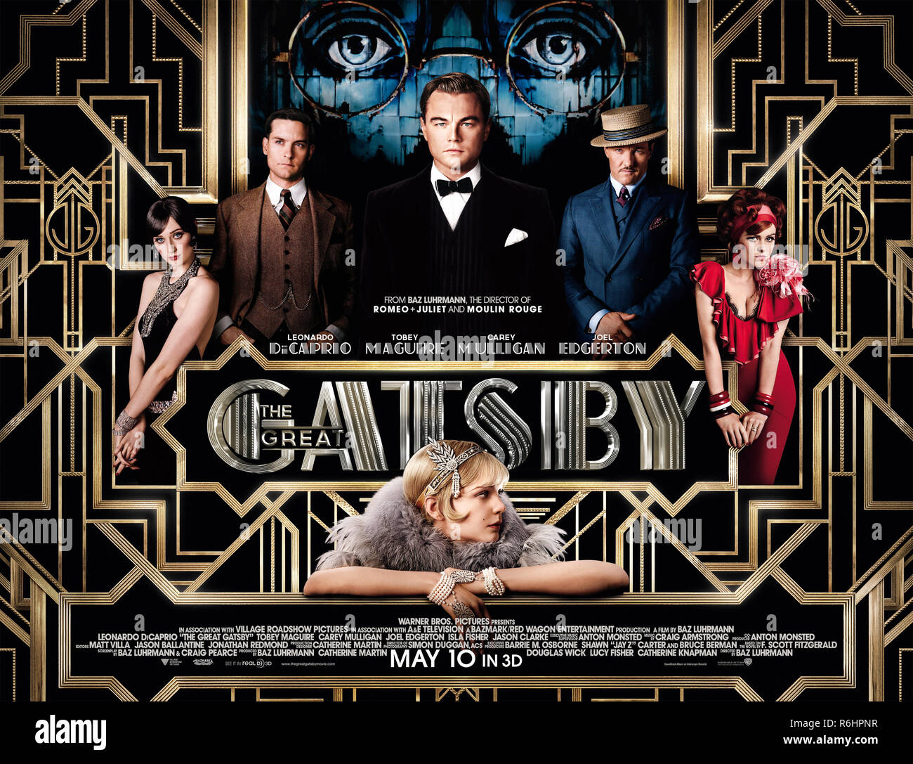the great gatsby storyline