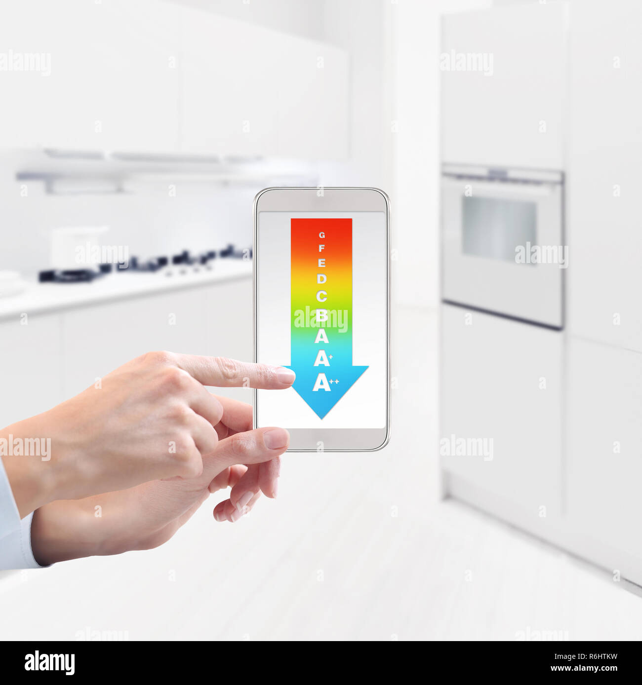 Smart Building Internet Things Concept Stock Photos