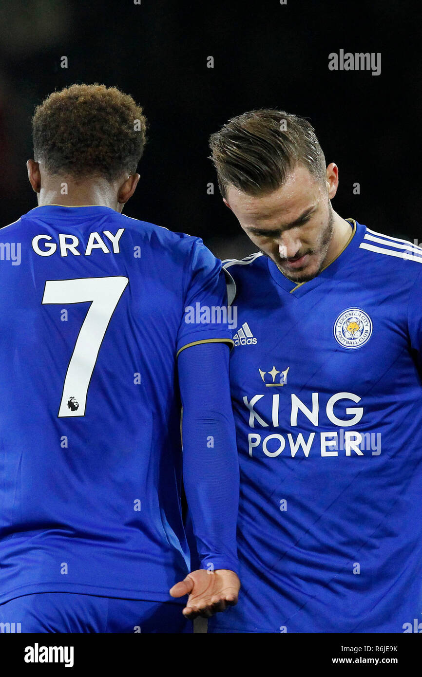 The mercurial talents of James Maddison (