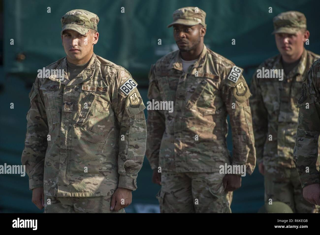 822nd Base Defense Squadron High Resolution Stock Photography And Images Alamy
