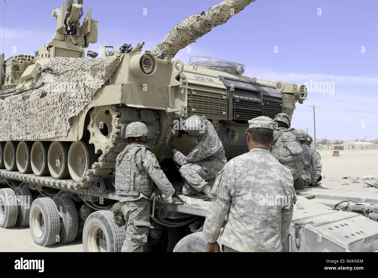 Usa Army Trailer High Resolution Stock Photography And Images Alamy