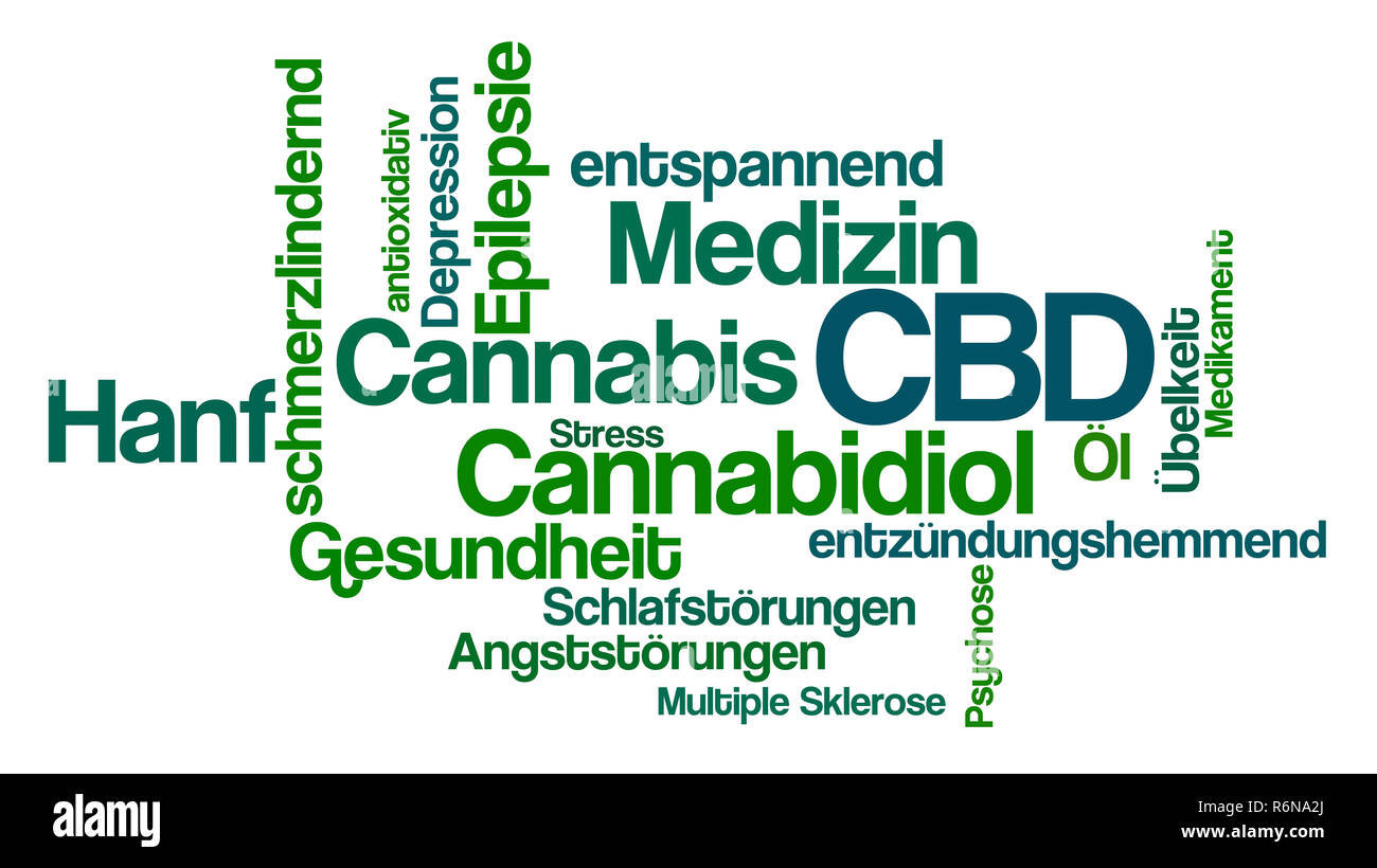 Cbd Cut Out Stock Images & Pictures - Alamy