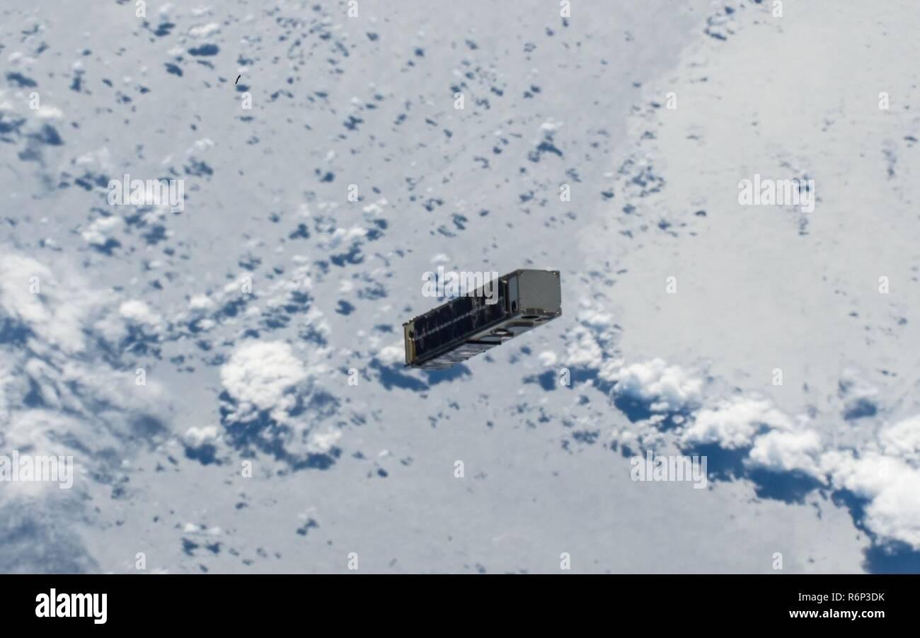 Cubesat Stock Photos & Cubesat Stock Images - Alamy