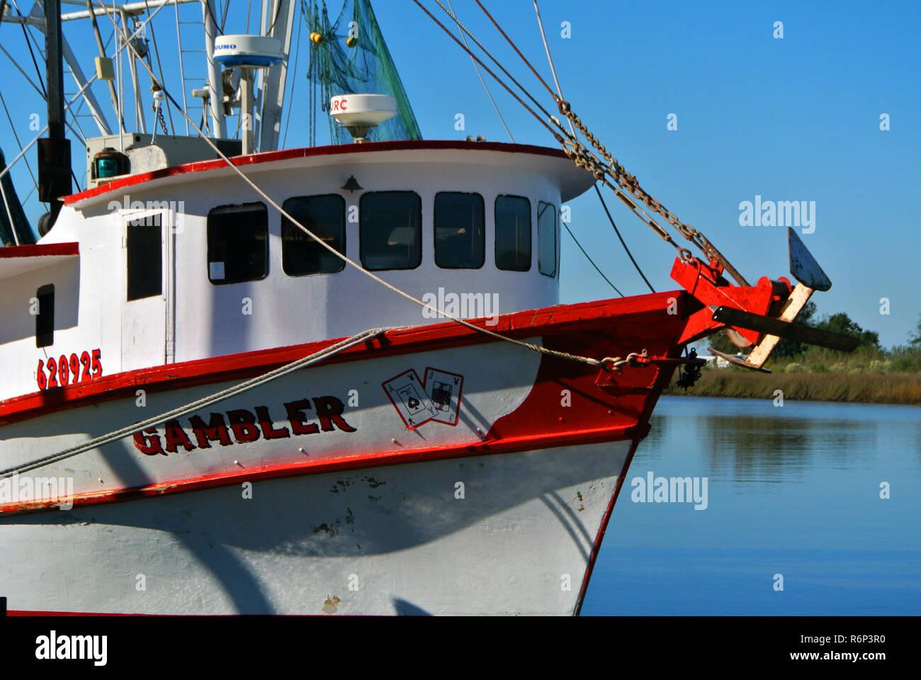 Shrimp Boat Louisiana Stock Photos Shrimp Boat Louisiana