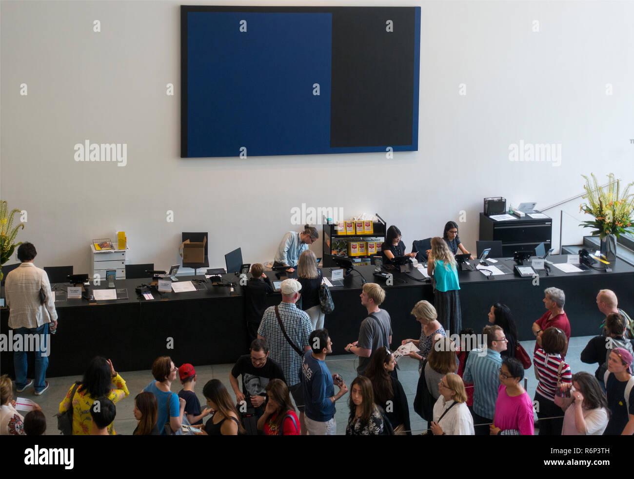 Museum Of Modern Art Manhattan Nyc Stock Photo 227908705