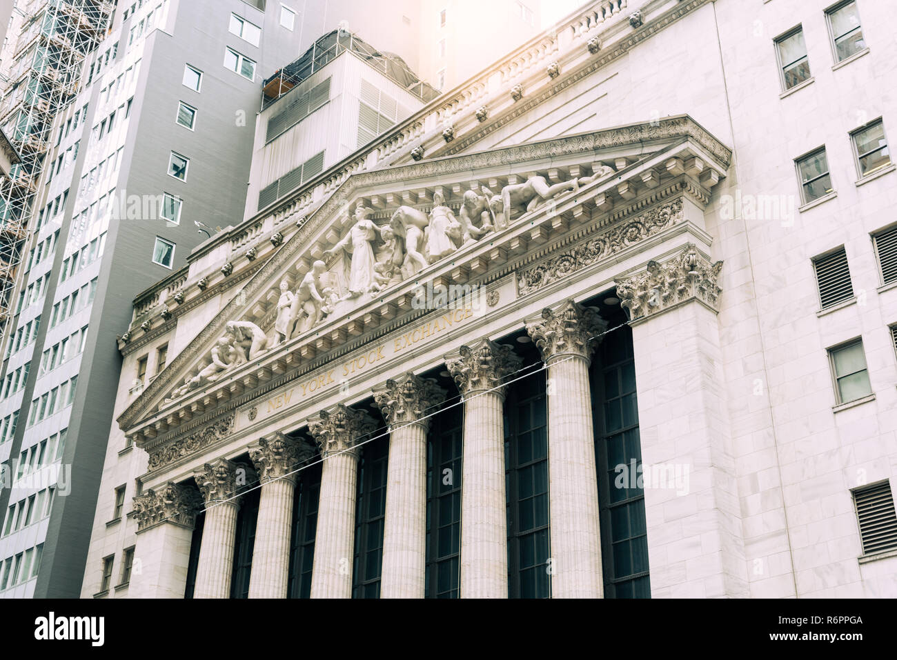 Federal Reserve Building New York Stock Photos Federal Reserve
