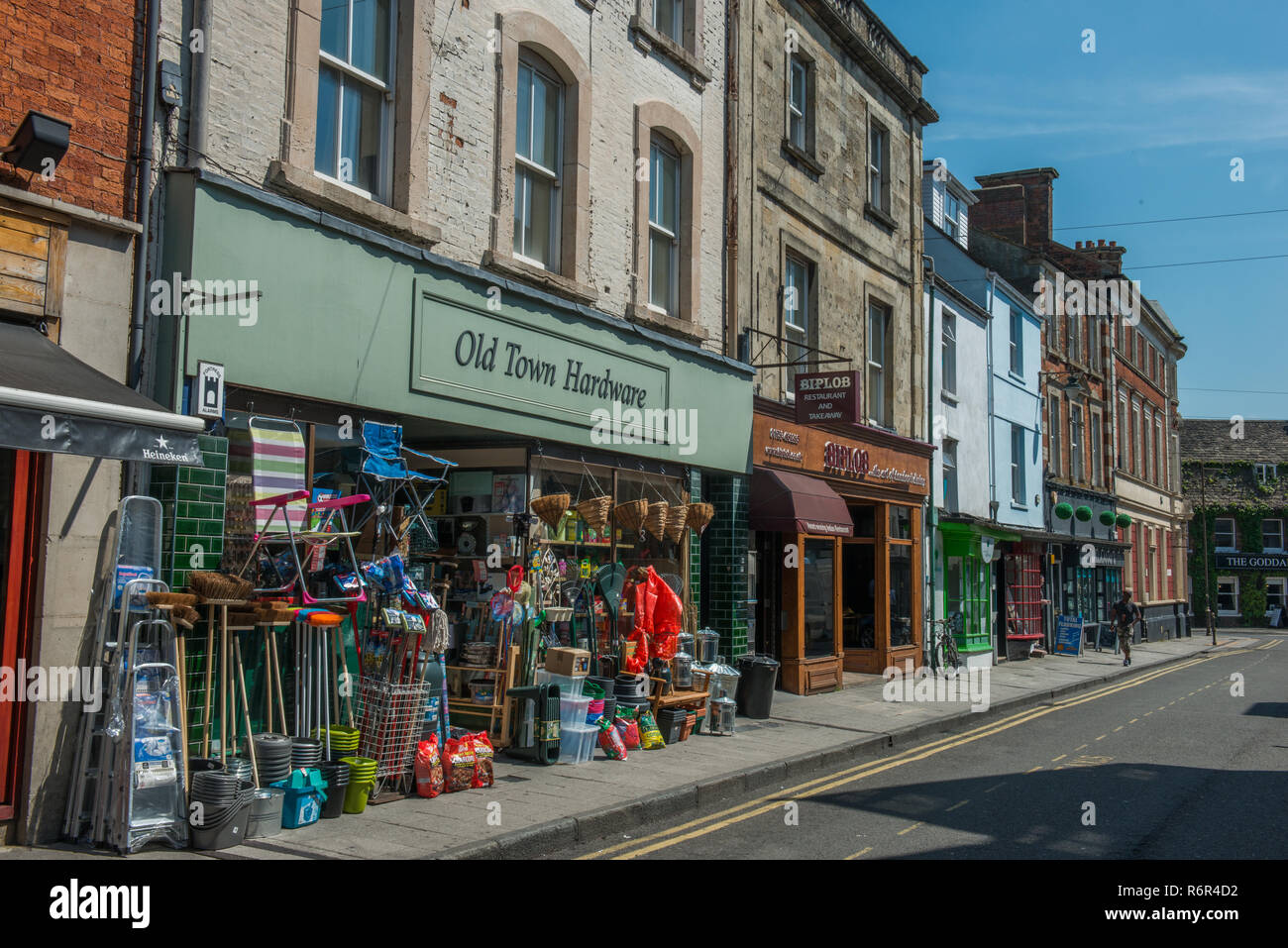 Traditional Hardware Shop Stock Photos & Traditional Hardware Shop