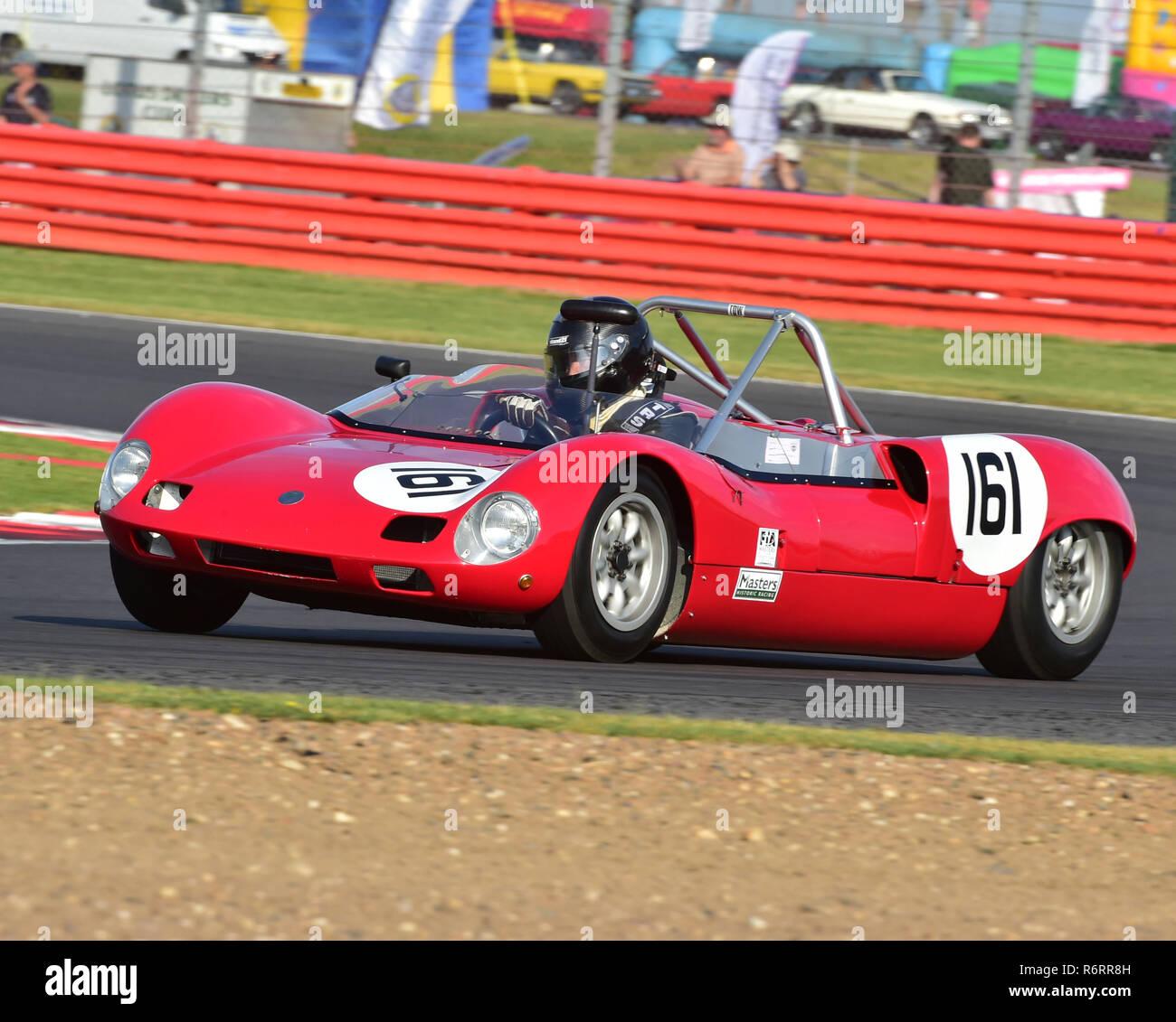 Chris Rea, Elva Mk7S, FIA, Masters Historic Sports Cars