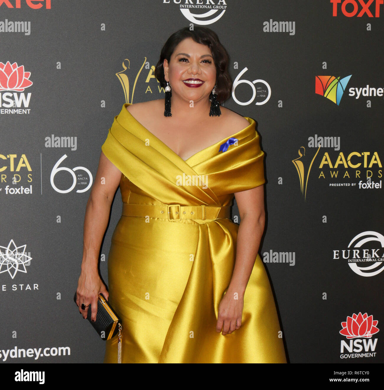 Ningali Lawford: Deborah Mailman Stock Photos & Deborah Mailman Stock
