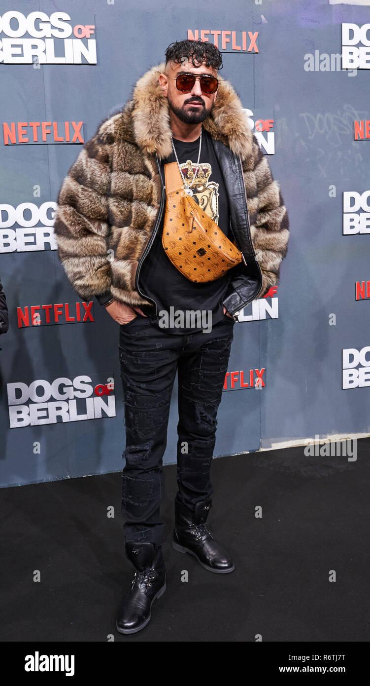 Dogs of berlin rapper
