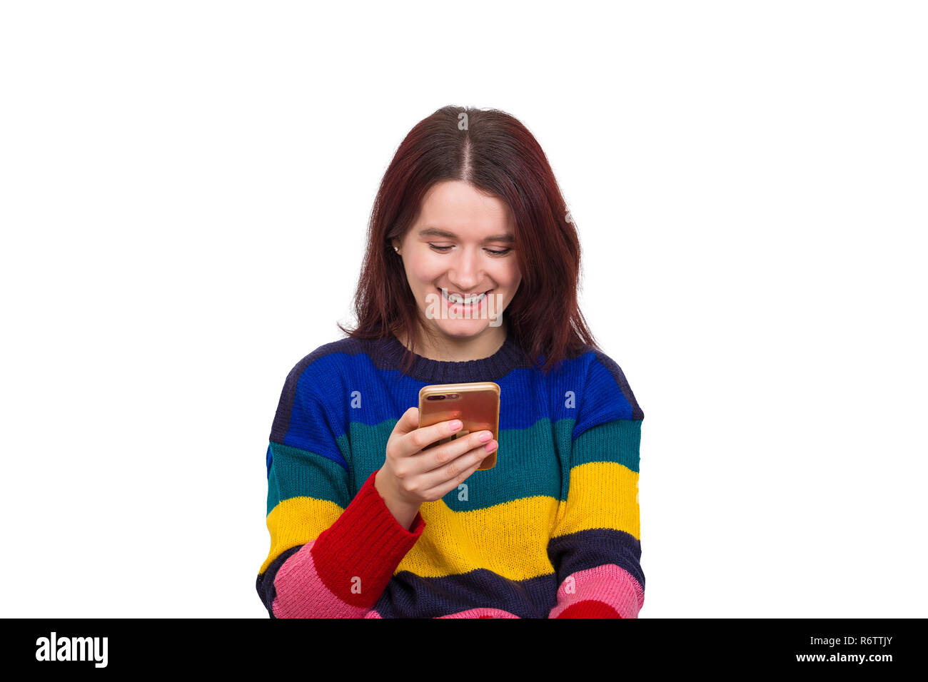 Your Young teen cell phone facial