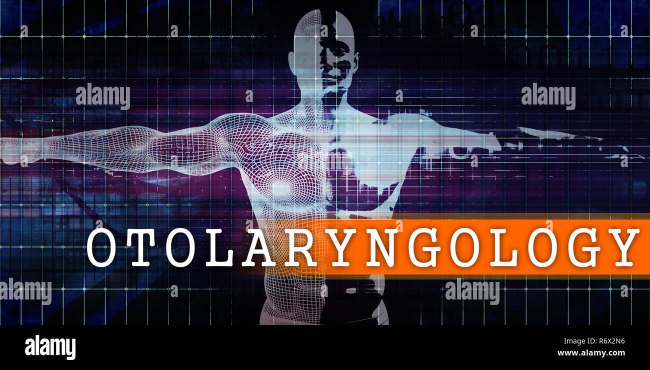 Otolaryngology Medical Industry Stock Photo