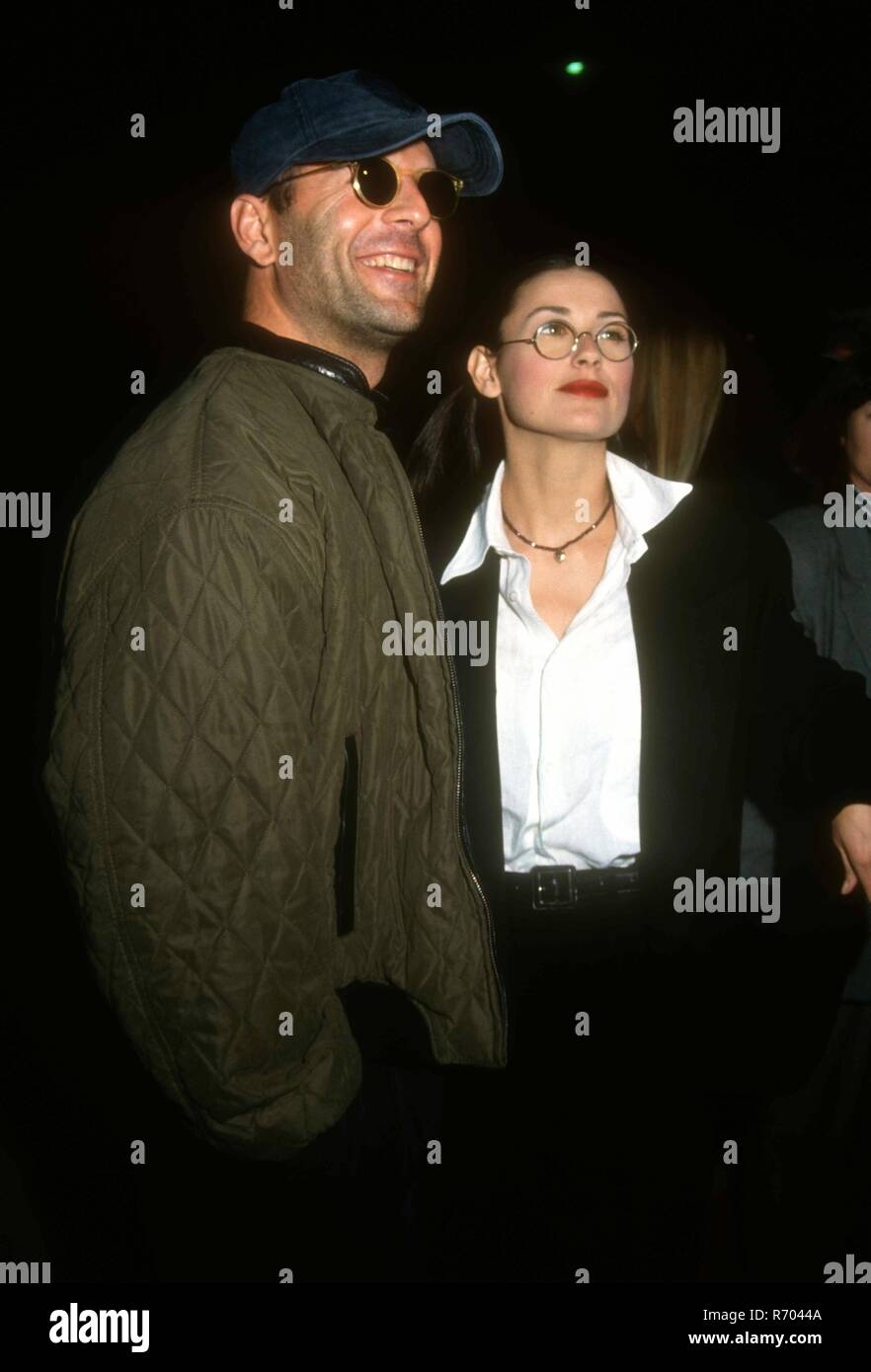 page 2 ghost demi moore high resolution stock photography and images alamy https www alamy com beverly hills ca april 6 actor bruce willis and actress demi moore attend the indecent proposal premiere on april 6 1993 at the samuel goldwyn theatre in beverly hills california photo by barry kingalamy stock photo image228040634 html