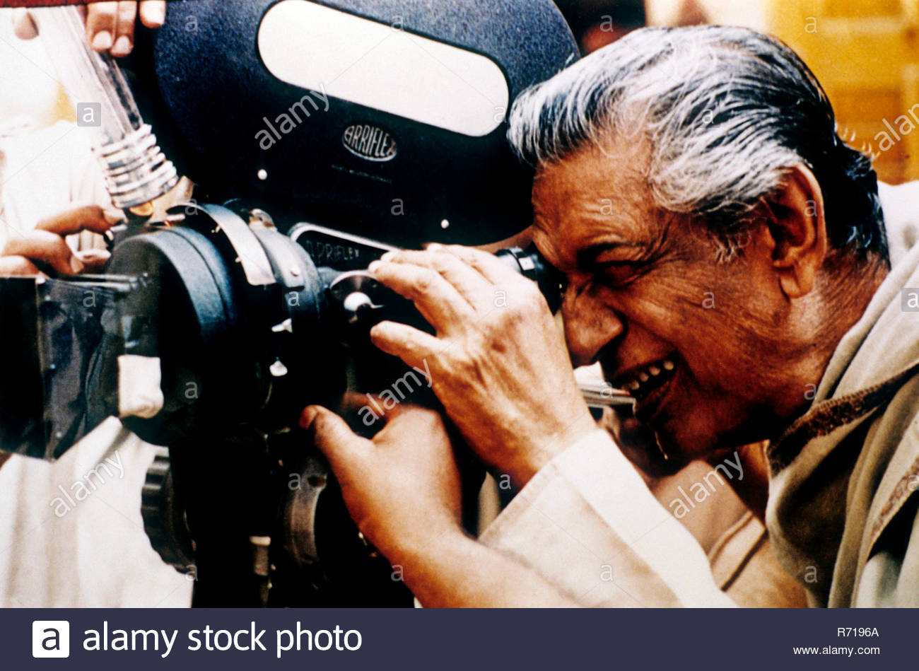satyajit ray, movies, director, india MODEL RELEASE NOT AVAILABLE - Stock Image