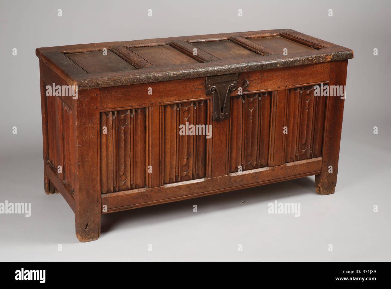 Oak box, chest cabinet furniture furniture interior design