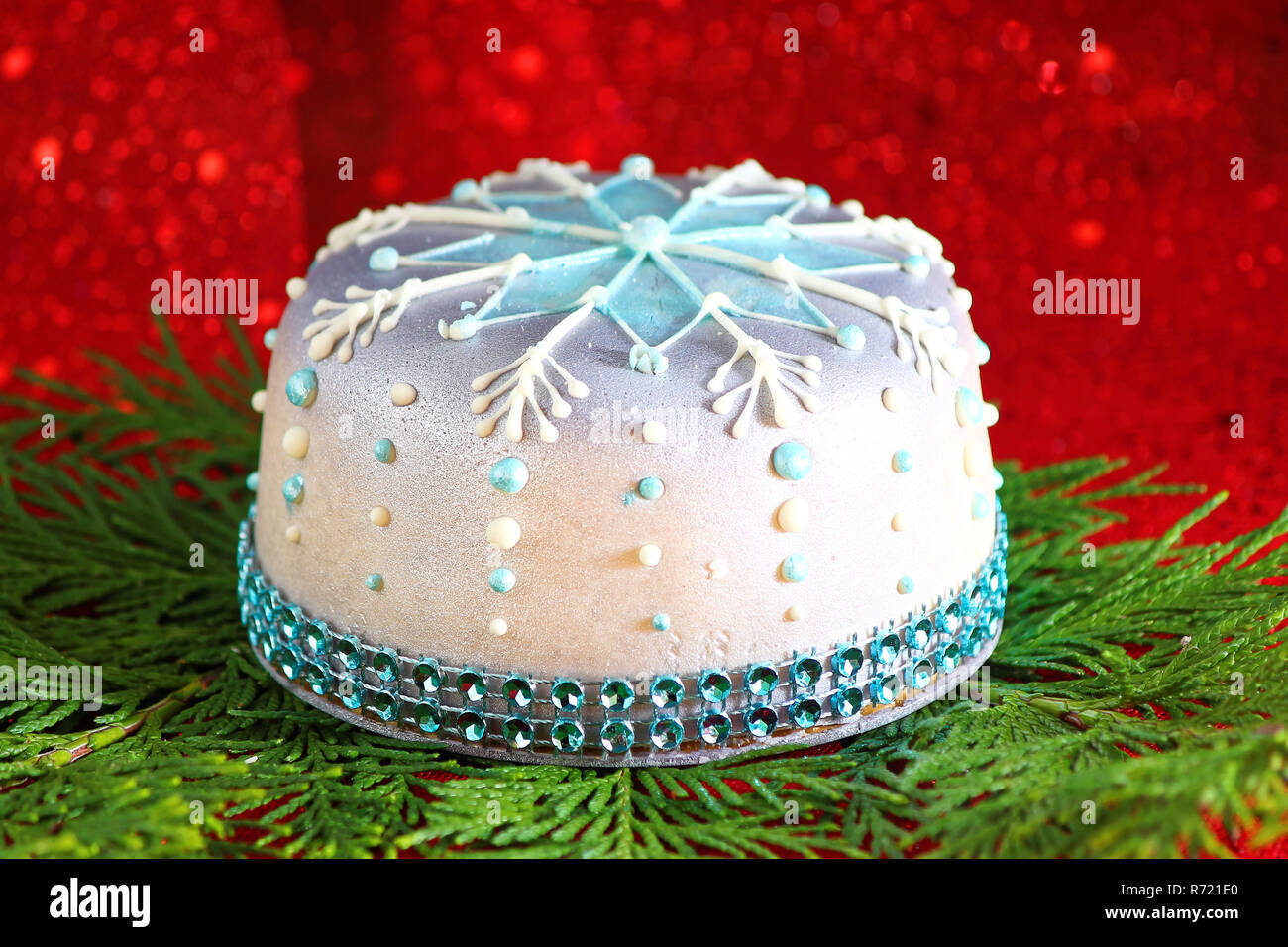 Strange Birthday Cake Happy New Year Christmas Time Xmas Celebretion Personalised Birthday Cards Veneteletsinfo