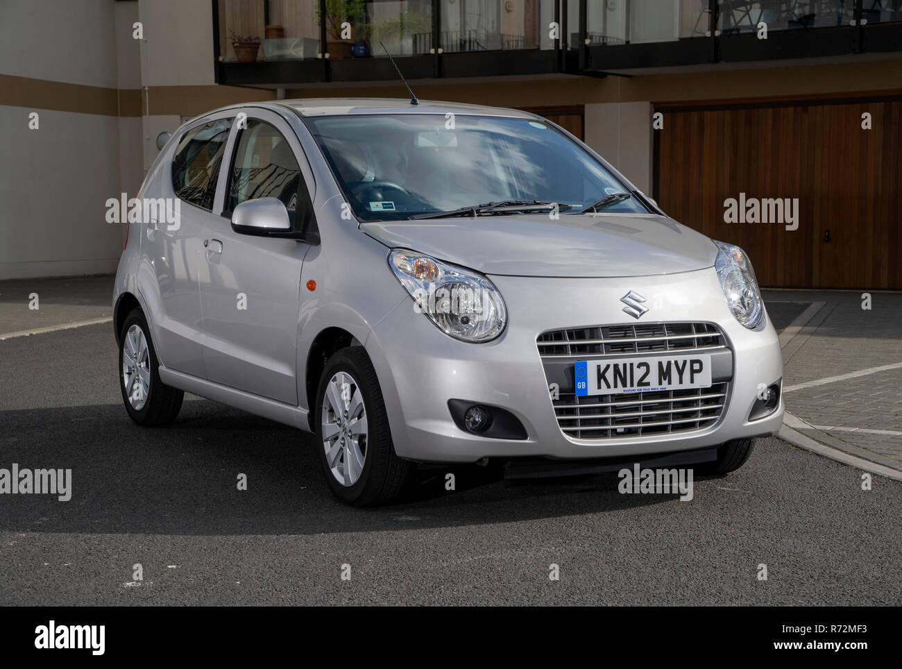 2012 Suzuki Alto Japanese Small Car Stock Photo 228097383 Alamy