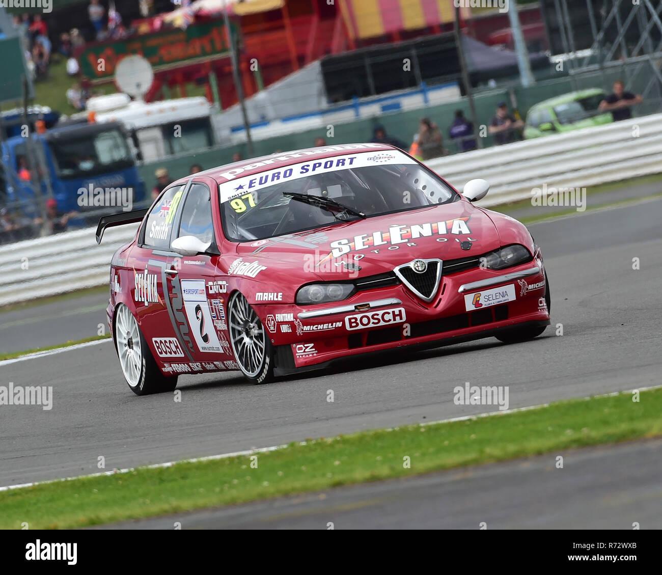 Alfa Romeo 156 Racing Car Stock Photos & Alfa Romeo 156