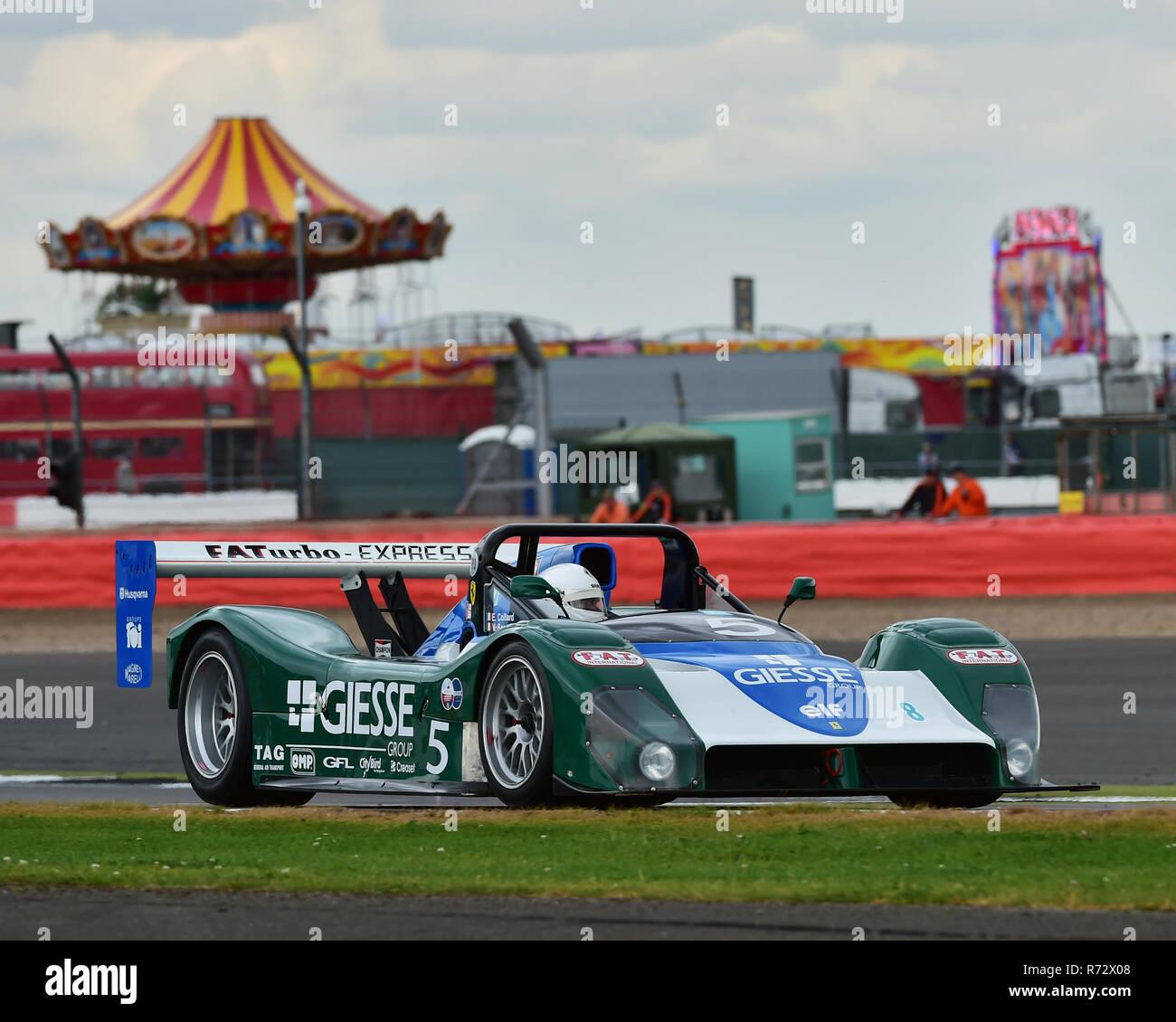 Jean Pierre Malcher Ferrari 333 Sp 90s Endurance Legends