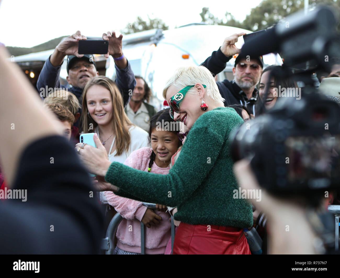 CALABASAS, LOS ANGELES, CA, USA - DECEMBER 02: Singer Katy