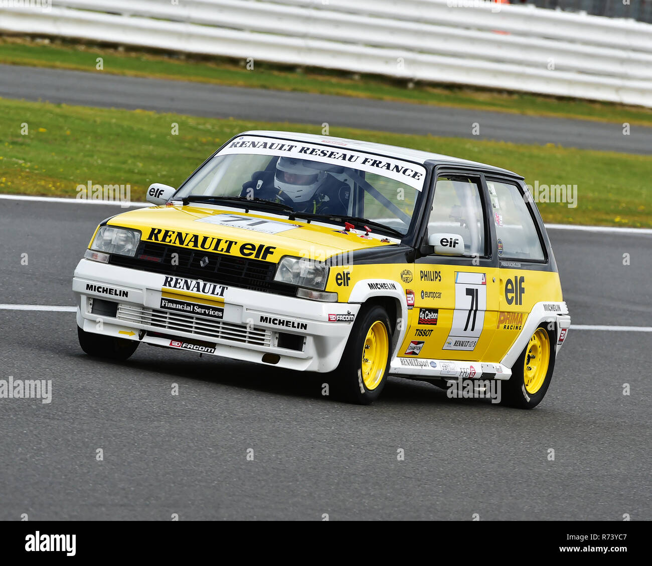 Renault 5 Gt Turbo High Resolution Stock Photography And Images Alamy
