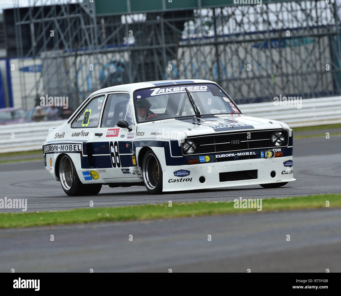 david tomlin ford escort rs 1800 historic touring car challenge 1966 1990
