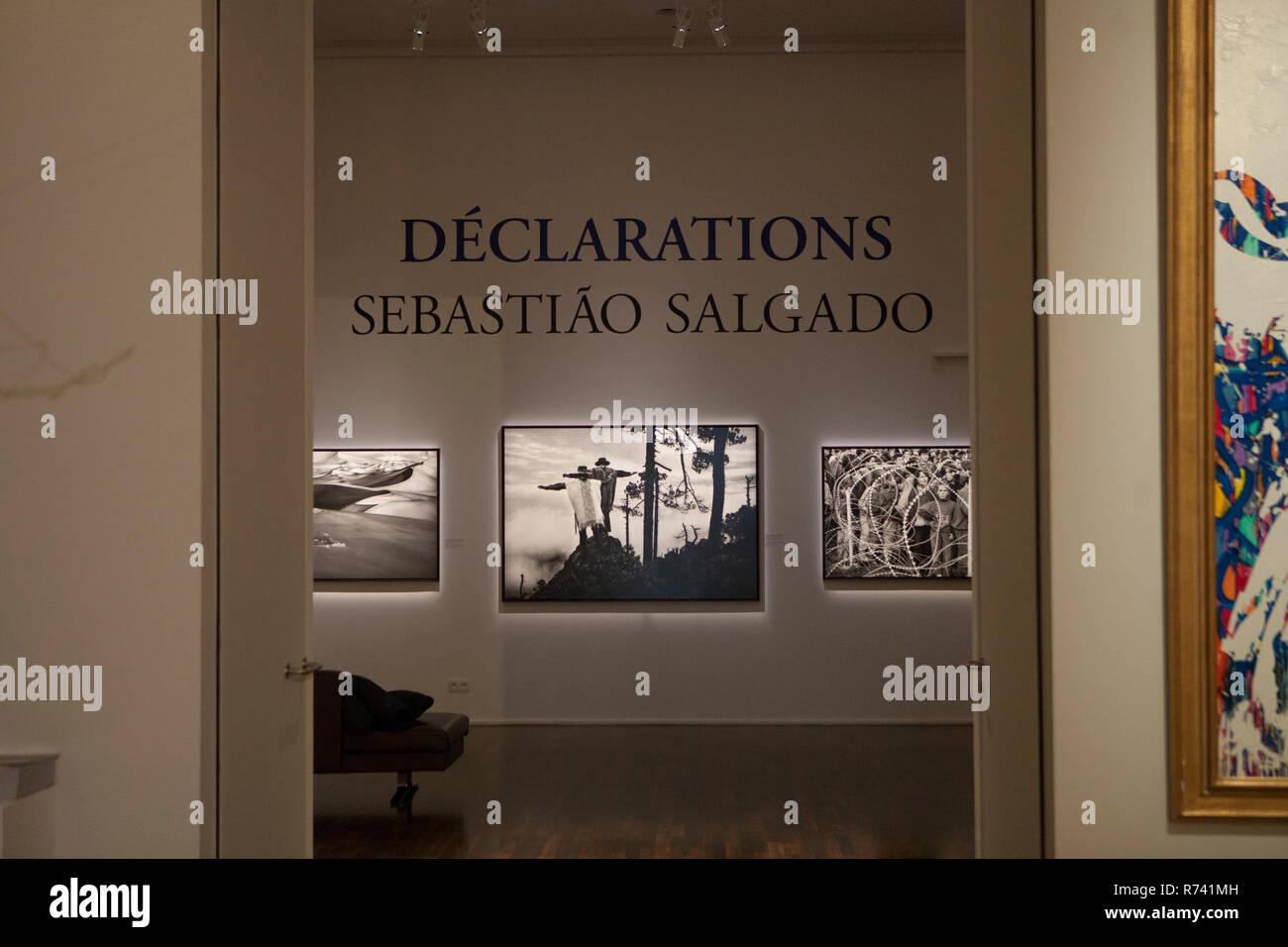Sebastio Salgado - Stock Image
