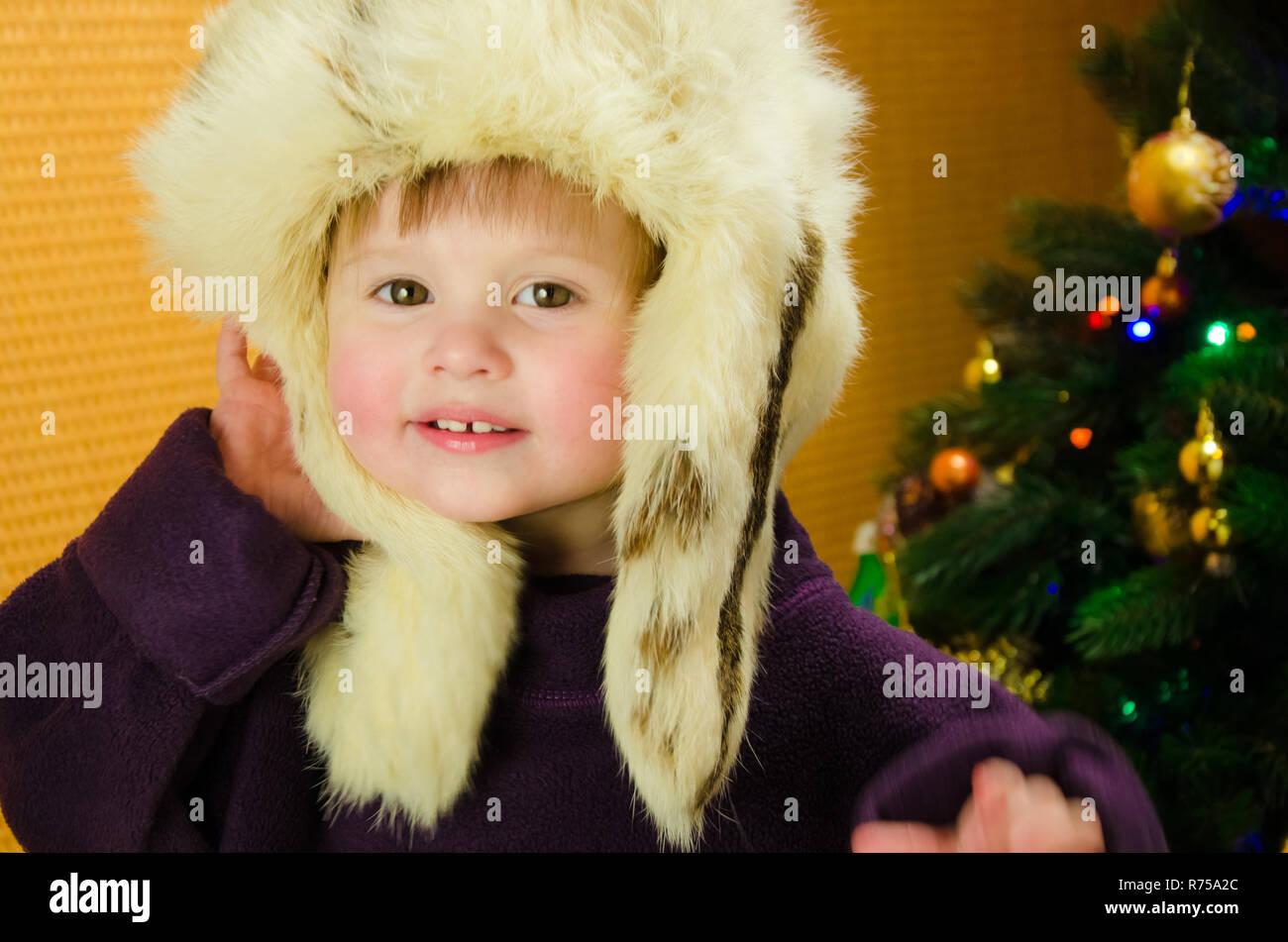 73b82a27afd6 Fur Hat Stock Photos   Fur Hat Stock Images - Alamy