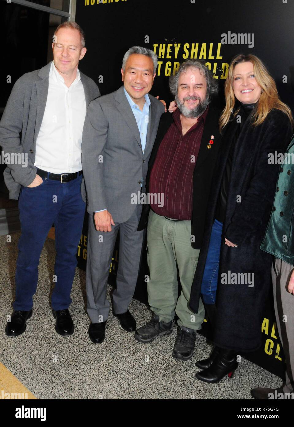 Los Angeles, USA  07th Dec, 2018  Chairman and CEO of Warner Bros
