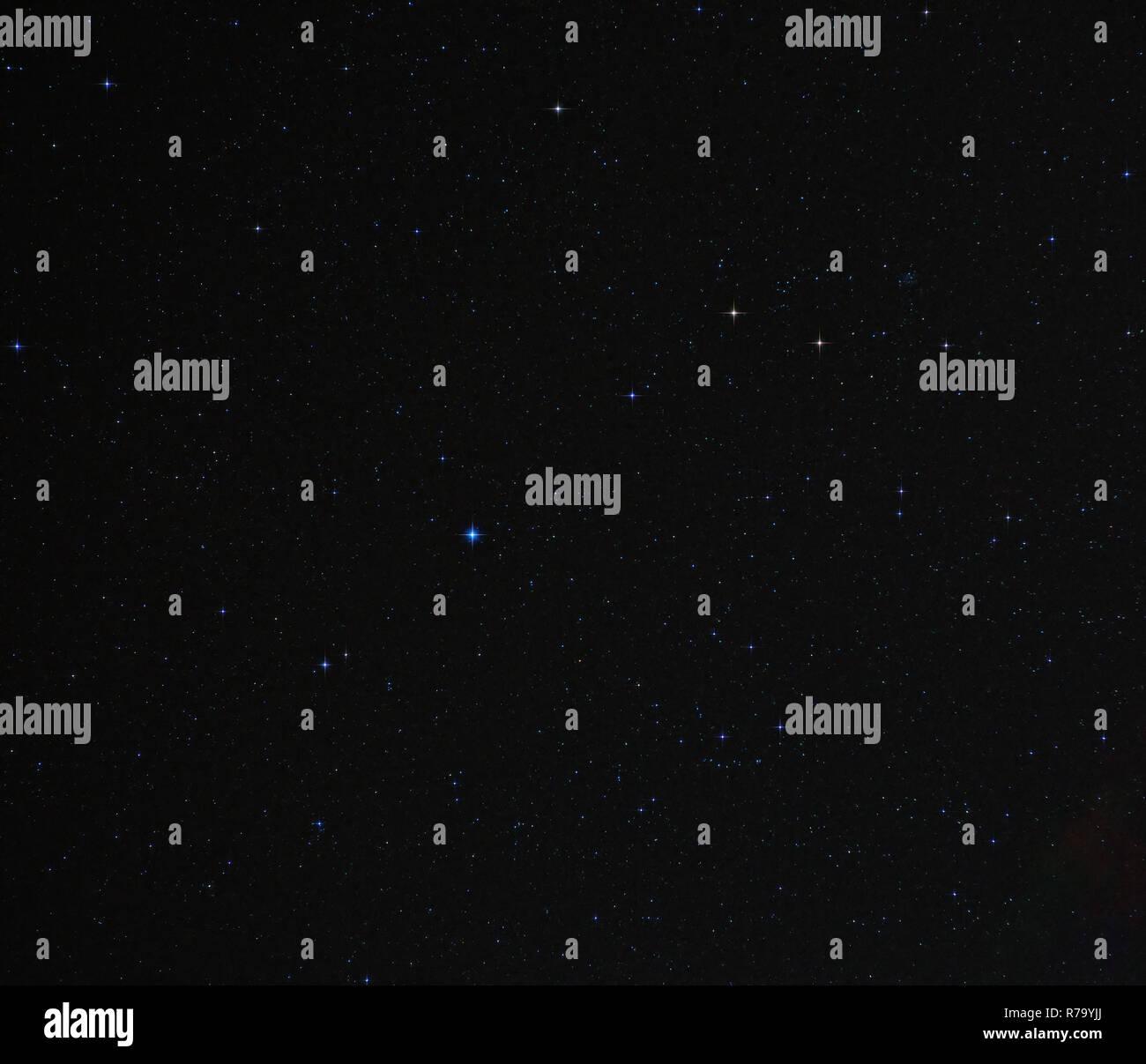 Star Field - Stock Image