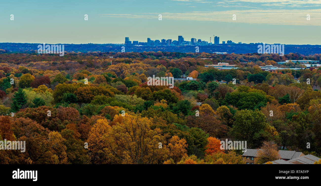 Fairfax County Virginia Skyline High Resolution Stock Photography And Images Alamy