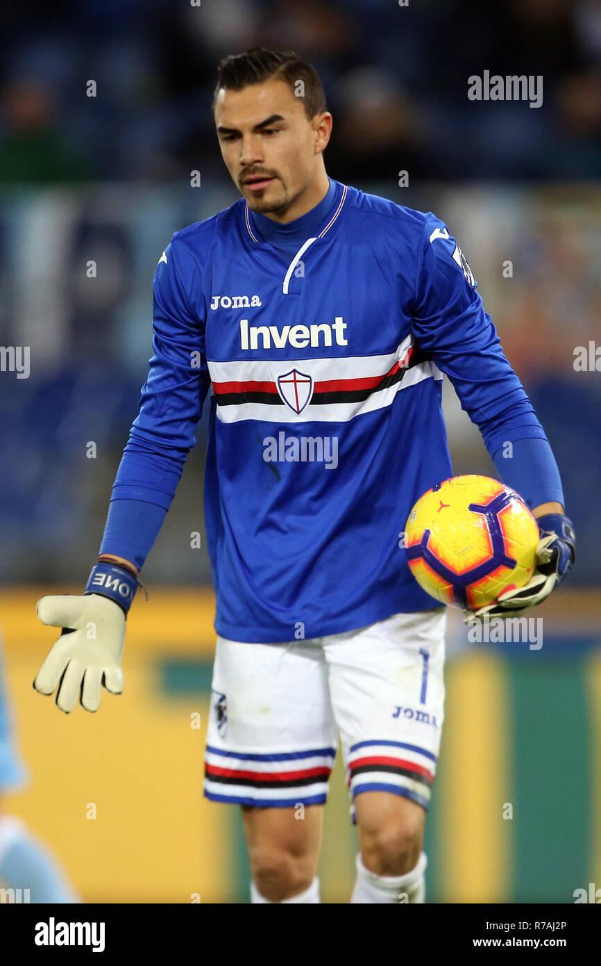 cb6b1010f Sampdoria Goalkeeper Stock Photos   Sampdoria Goalkeeper Stock ...