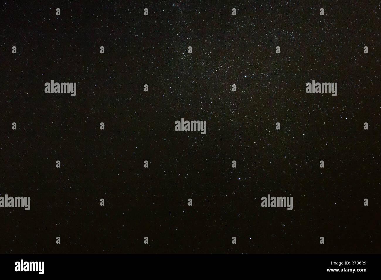 Night Sky - Stock Image